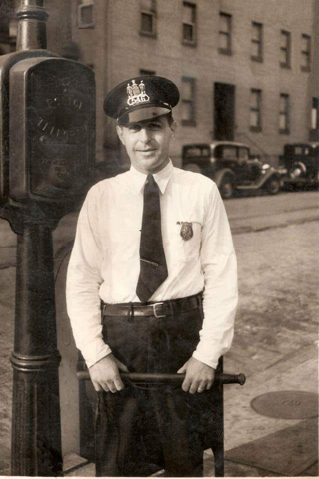 Officer William Pillsbury CD North Ave and Charles Street