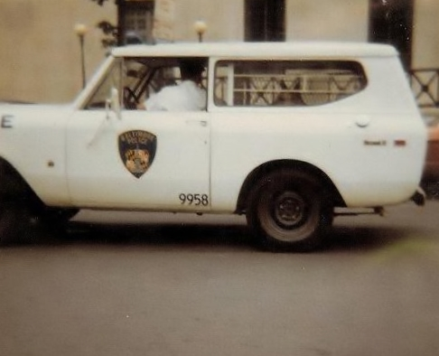 1970s Scout K9