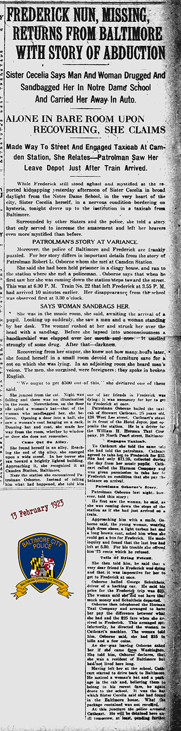 The Baltimore Sun Tue Feb 13 1923 72