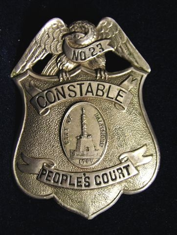 constable balto city peoples court-1