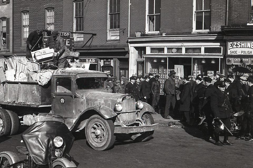 Strike Baltimore 1930s 3
