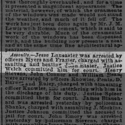 24 June 1863 Baltimore Sun article