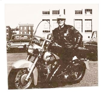 Officer Ray Unger 1962 Ee