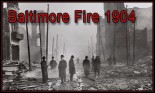 Baltimore Fire 1904