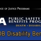 PSOB Disability Benefits Claim