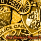 Baltimore Police Collector, Novelty, and Unit Patches