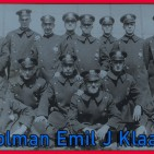 Patrolman Emil J Klaas Jr.