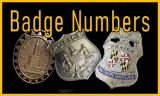 Badge Numbers