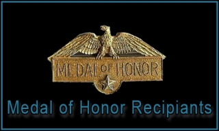 Medal of Honor Recipiants