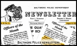 Baltimore Police Newsletters