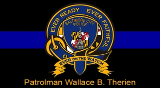 Patrolman Wallace B. Therien